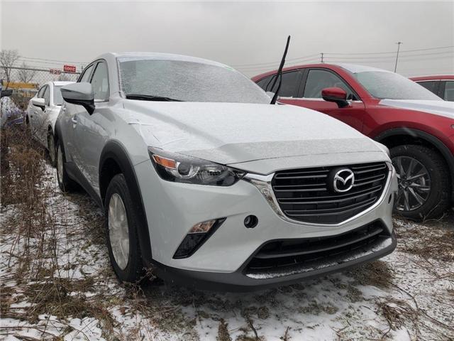 2019 Mazda CX-3 GS (Stk: 81259) in Toronto - Image 3 of 5