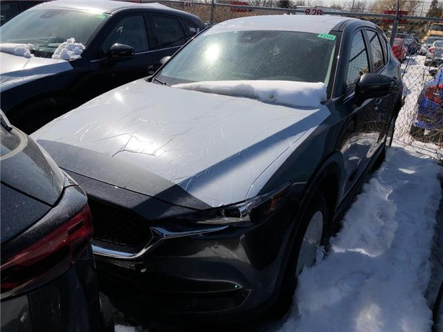 2019 Mazda CX-5 GX (Stk: 81348) in Toronto - Image 1 of 6