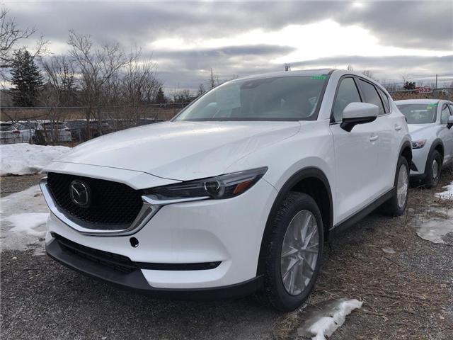 2019 Mazda CX-5 Signature (Stk: 81317) in Toronto - Image 1 of 5