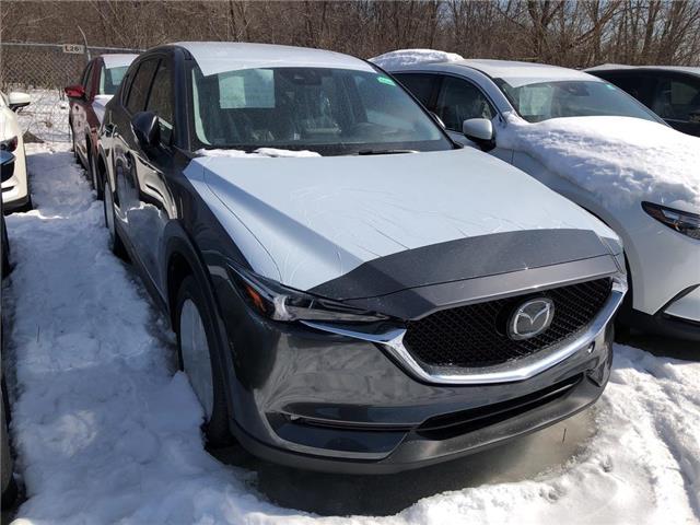 2019 Mazda CX-5 GT w/Turbo (Stk: 81460) in Toronto - Image 3 of 5
