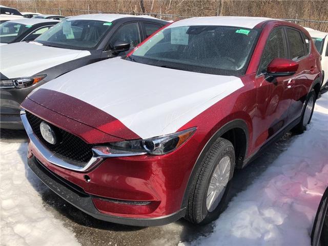 2019 Mazda CX-5 GS (Stk: 81490) in Toronto - Image 1 of 5