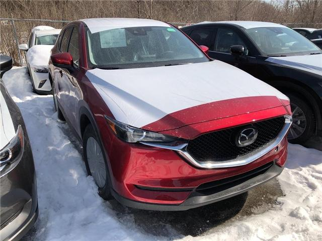 2019 Mazda CX-5 GS (Stk: 81490) in Toronto - Image 2 of 5