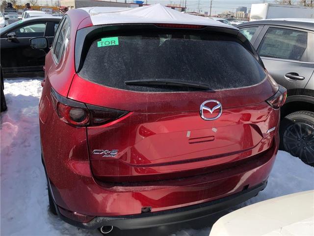 2019 Mazda CX-5 GS (Stk: 81490) in Toronto - Image 4 of 5