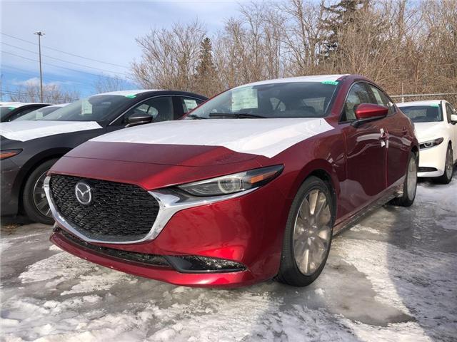 2019 Mazda Mazda3 GS (Stk: 81516) in Toronto - Image 1 of 5