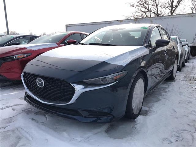 2019 Mazda Mazda3 GS (Stk: 81513) in Toronto - Image 1 of 5