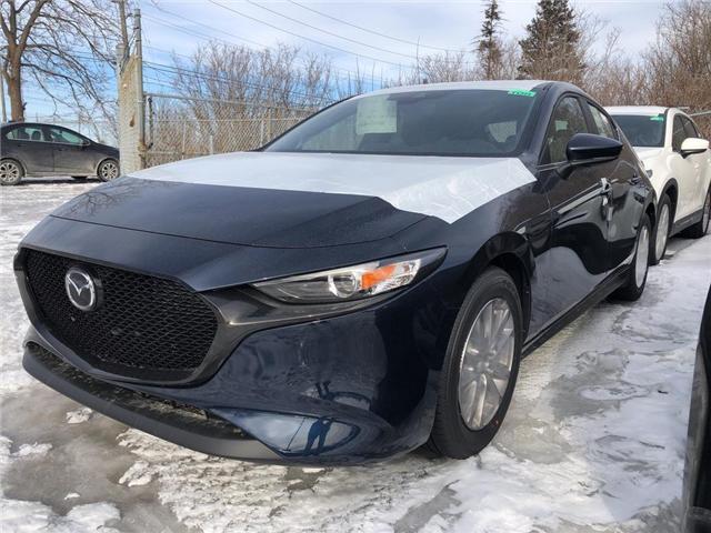 2019 Mazda Mazda3 Sport GS (Stk: 81519) in Toronto - Image 1 of 5