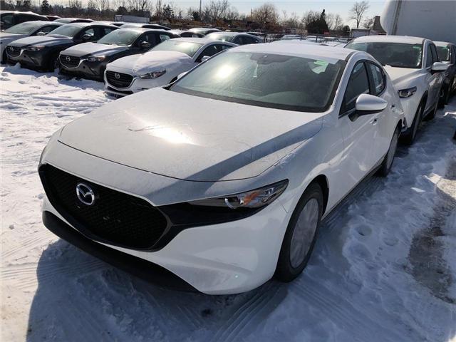 2019 Mazda Mazda3 Sport GX (Stk: 81534) in Toronto - Image 1 of 5