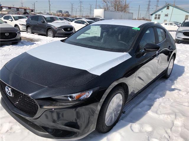 2019 Mazda Mazda3 Sport GX (Stk: 81518) in Toronto - Image 1 of 5