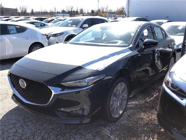 2019 Mazda Mazda3 GS (Stk: 81515) in Toronto - Image 1 of 4