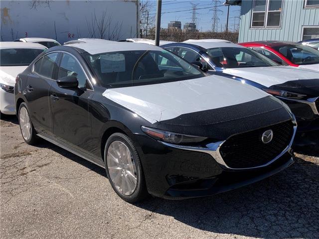 2019 Mazda Mazda3 GS (Stk: 81515) in Toronto - Image 3 of 4
