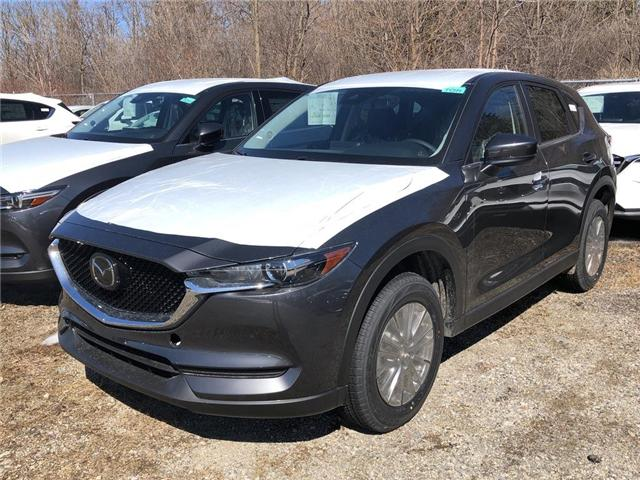 2019 Mazda CX-5 GS (Stk: 81552) in Toronto - Image 1 of 5