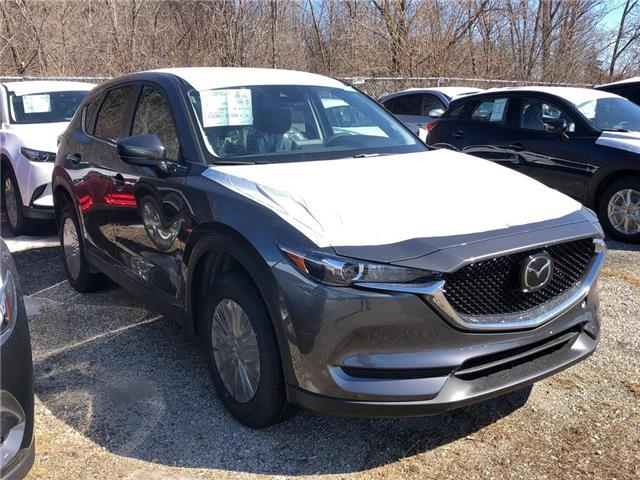 2019 Mazda CX-5 GS (Stk: 81552) in Toronto - Image 3 of 5