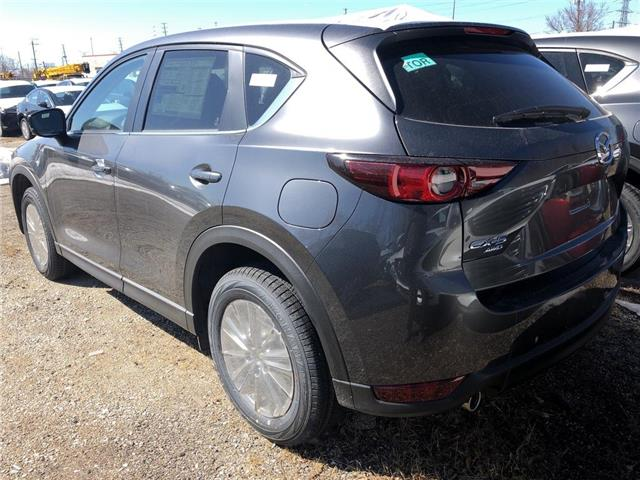 2019 Mazda CX-5 GS (Stk: 81552) in Toronto - Image 4 of 5