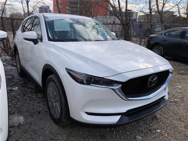 2019 Mazda CX-5 GT w/Turbo (Stk: 81584) in Toronto - Image 3 of 5