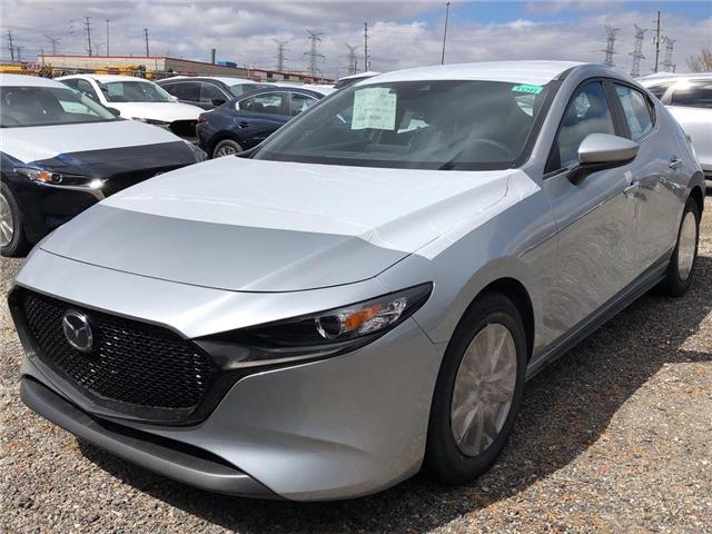 2019 Mazda Mazda3 Sport GS (Stk: 81570) in Toronto - Image 1 of 5