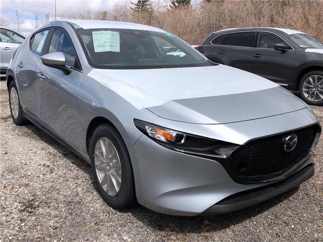2019 Mazda Mazda3 Sport GS (Stk: 81570) in Toronto - Image 2 of 5