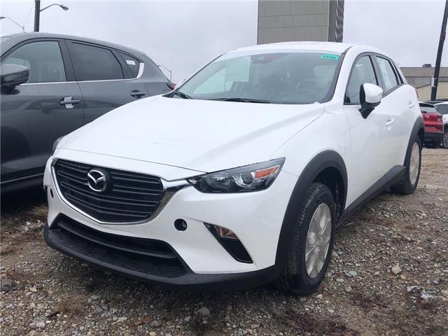 2019 Mazda CX-3 GS (Stk: 81581) in Toronto - Image 1 of 3
