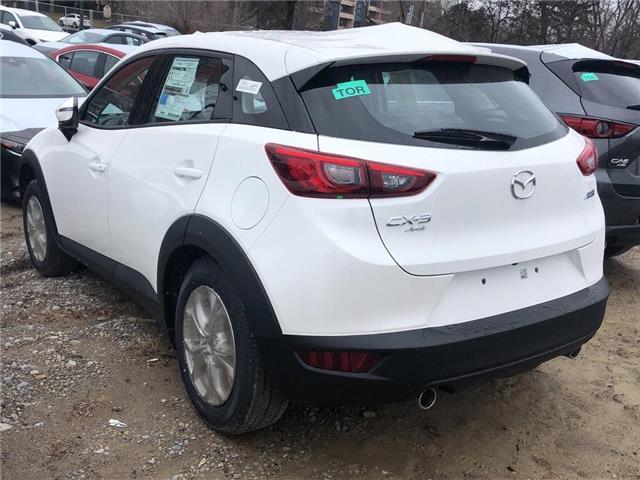 2019 Mazda CX-3 GS (Stk: 81581) in Toronto - Image 3 of 3