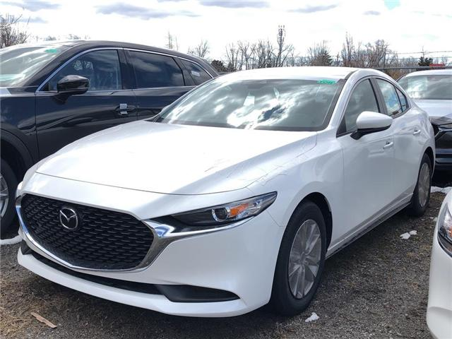 2019 Mazda Mazda3 GS (Stk: 81596) in Toronto - Image 1 of 5