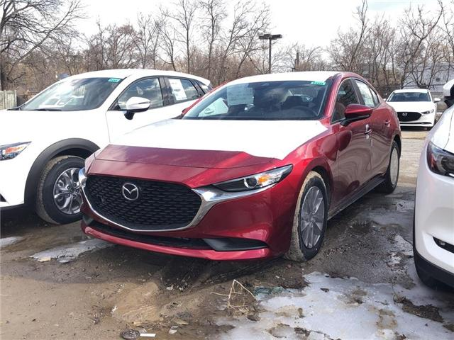 2019 Mazda Mazda3 GS (Stk: 81601) in Toronto - Image 2 of 6