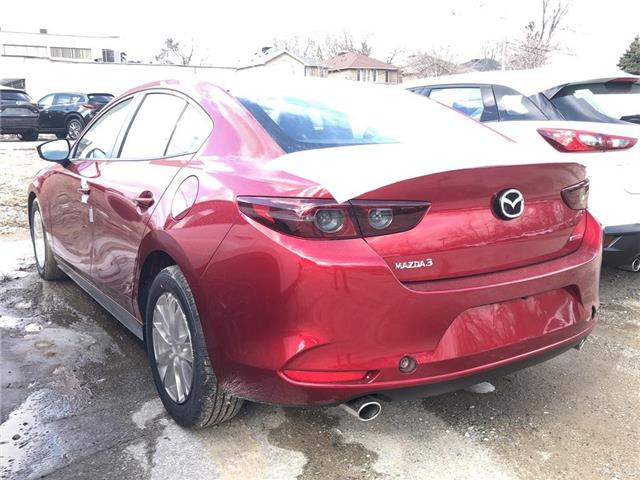 2019 Mazda Mazda3 GS (Stk: 81601) in Toronto - Image 3 of 6