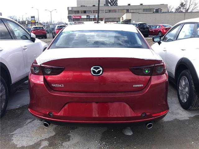 2019 Mazda Mazda3 GS (Stk: 81601) in Toronto - Image 4 of 6