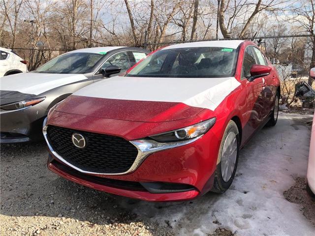 2019 Mazda Mazda3 GS (Stk: 81612) in Toronto - Image 1 of 5