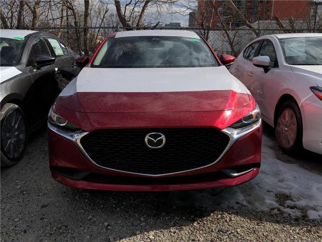 2019 Mazda Mazda3 GS (Stk: 81612) in Toronto - Image 2 of 5