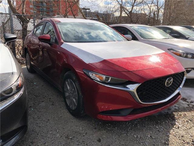 2019 Mazda Mazda3 GS (Stk: 81612) in Toronto - Image 3 of 5