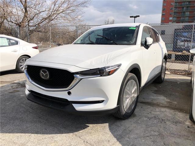 2019 Mazda CX-5 GT w/Turbo (Stk: 81651) in Toronto - Image 1 of 5