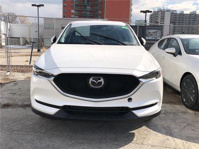 2019 Mazda CX-5 GT w/Turbo (Stk: 81651) in Toronto - Image 3 of 5