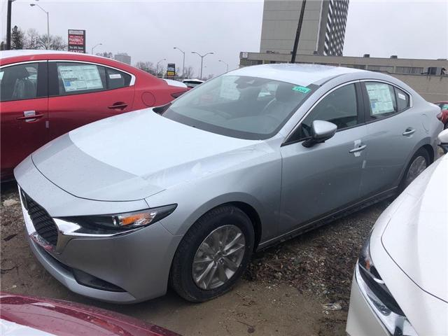 2019 Mazda Mazda3 GS (Stk: 81626) in Toronto - Image 1 of 1