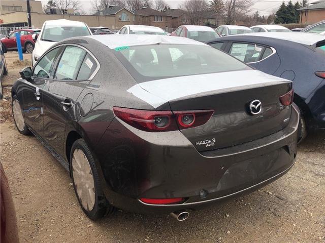 2019 Mazda Mazda3 GT (Stk: 81639) in Toronto - Image 4 of 5