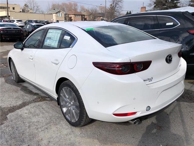 2019 Mazda Mazda3 GT (Stk: 81642) in Toronto - Image 4 of 5