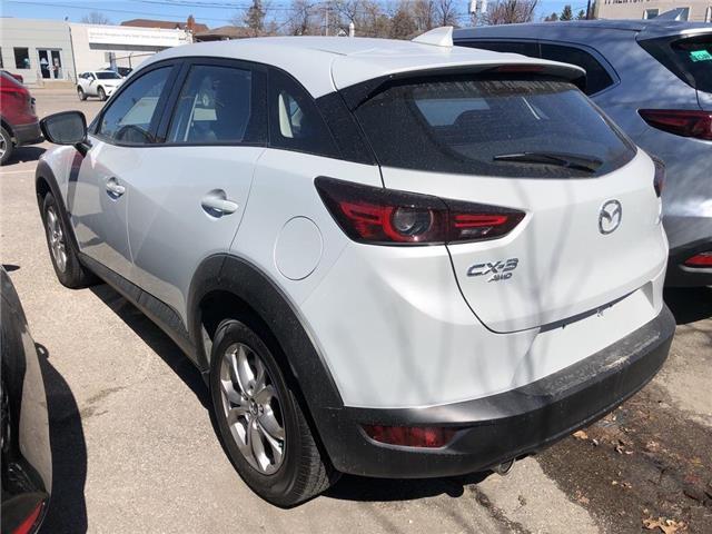 2019 Mazda CX-3 GS (Stk: 81586) in Toronto - Image 4 of 5