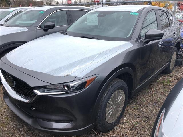 2019 Mazda CX-5 GS (Stk: 81679) in Toronto - Image 1 of 4