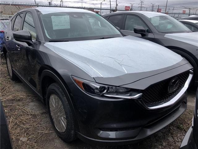 2019 Mazda CX-5 GS (Stk: 81679) in Toronto - Image 4 of 4