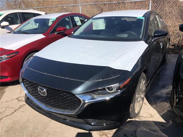 2019 Mazda Mazda3 GT (Stk: 81545) in Toronto - Image 1 of 3