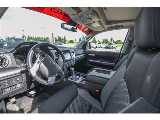 2018 Toyota Tundra SR5 Plus 5.7L V8 (Stk: 11921) in Lloydminster - Image 3 of 15