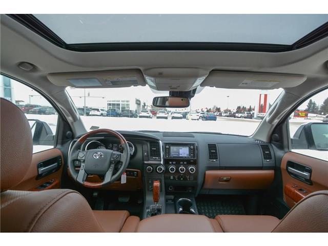 2018 Toyota Sequoia Platinum 5.7L V8 (Stk: 12021) in Lloydminster - Image 2 of 20