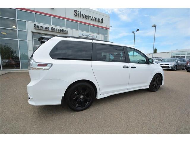 2020 Toyota Sienna SE 8-Passenger (Stk: SIL014) in Lloydminster - Image 9 of 14