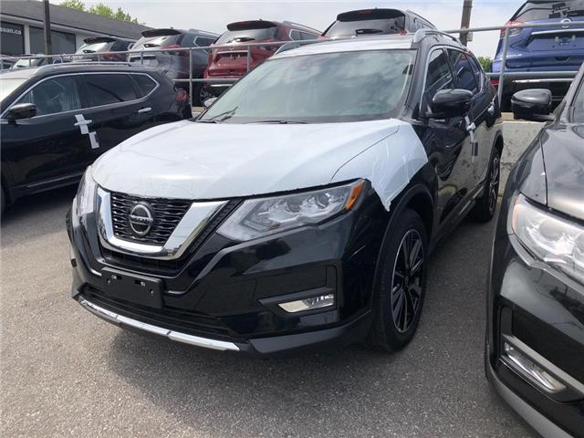 2019 Nissan Rogue SL (Stk: KC712234) in Whitby - Image 1 of 4