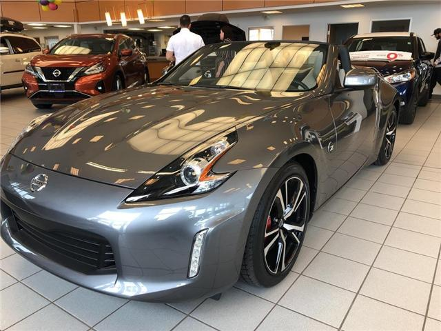 2019 Nissan 370Z Touring Sport (Stk: KM620195) in Whitby - Image 1 of 5