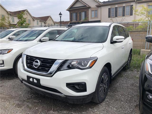 2019 Nissan Pathfinder S (Stk: KC586090) in Whitby - Image 1 of 5