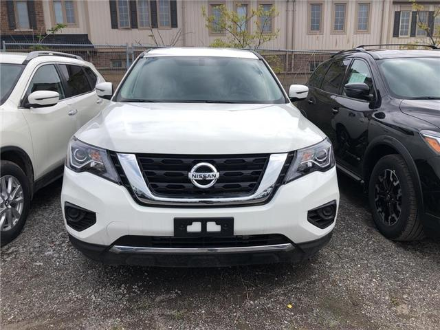 2019 Nissan Pathfinder S (Stk: KC586090) in Whitby - Image 2 of 5