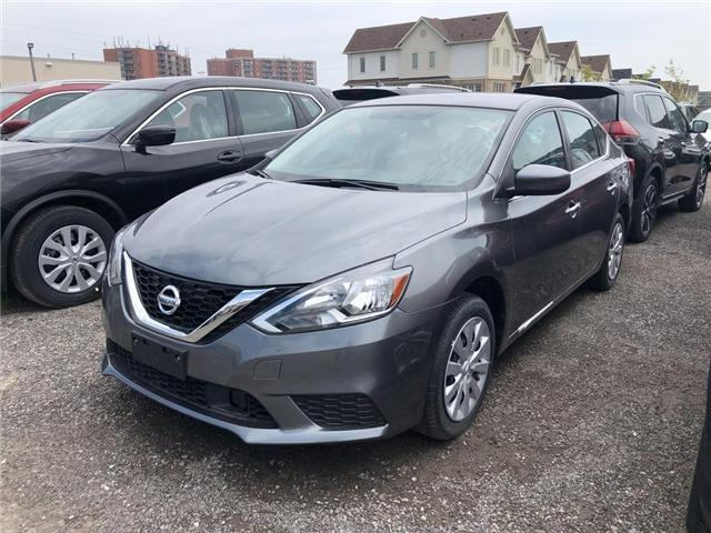 2019 Nissan Sentra 1.8 SV (Stk: KY234846) in Whitby - Image 1 of 5