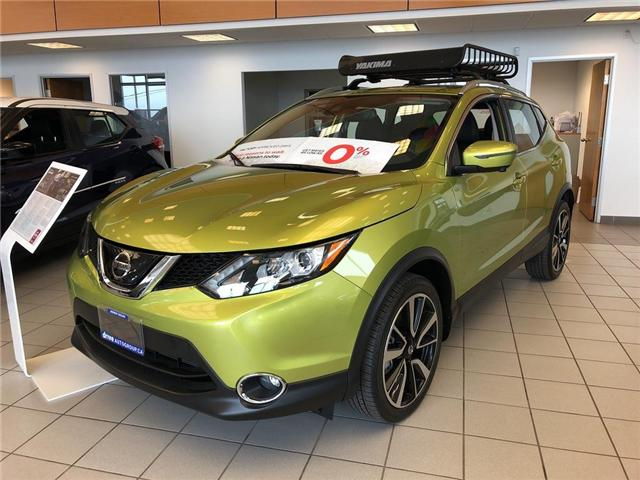 2019 Nissan Qashqai SL (Stk: KW313669) in Whitby - Image 1 of 5