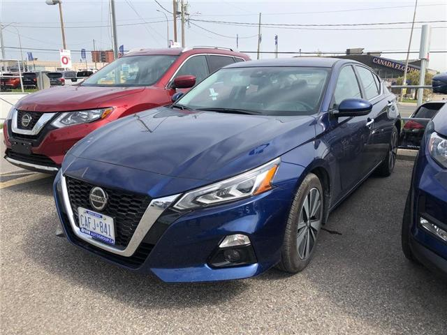 2019 Nissan Altima 2.5 SV (Stk: KN311763) in Whitby - Image 1 of 3