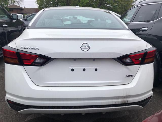 2019 Nissan Altima 2.5 S (Stk: KN312538) in Whitby - Image 3 of 4
