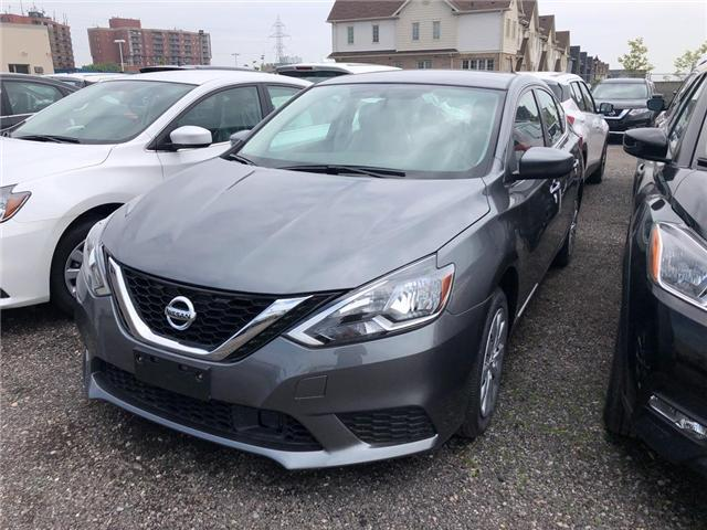 2019 Nissan Sentra 1.8 SV (Stk: KY277978) in Whitby - Image 1 of 4